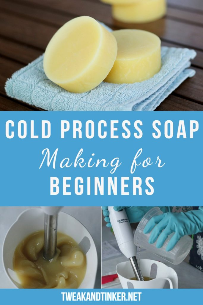 This is a cold process soap recipes for beginners. Step by step I will show you how to make natural handmade soap that scented with essential oils. #coldprocess #handmadesoap #essentialoil #DIY #soap