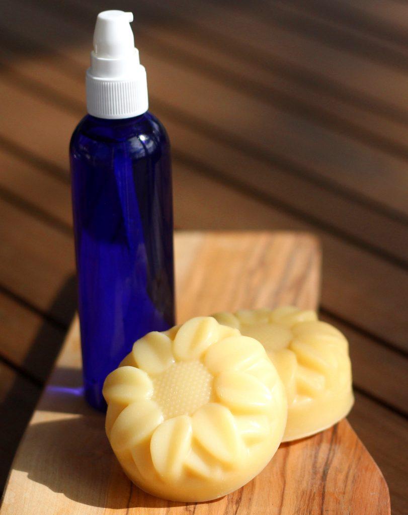 Easy Shampoo Bar & Hair Rinse