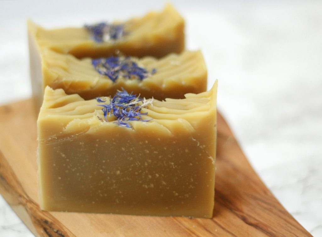 Learn to use calendula as a way to color your soap naturally.