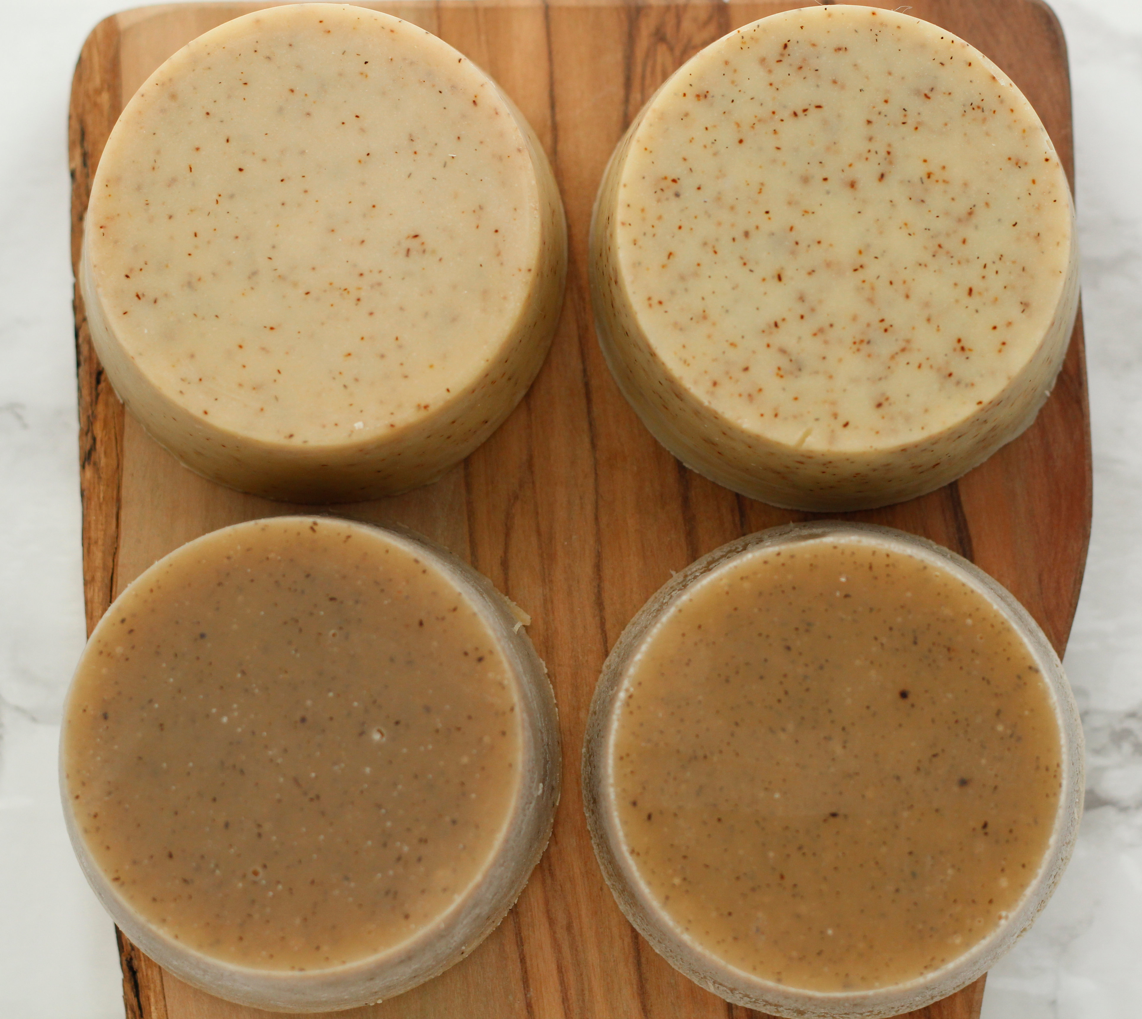 results of experiment for banana soap recipe