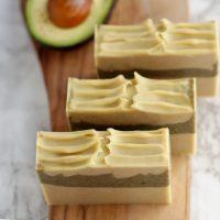 Fresh Avocado Soap Recipe