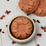 Cold process soap recipe for rose clay face soap